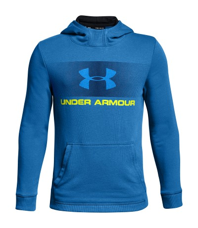 UNDER ARMOUR CTN FRENCH TERRY HOODY JR med/ady/hvy
