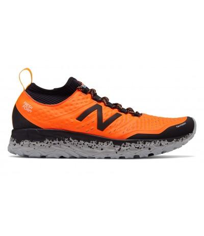 NEW BALANCE M FRESH FOAM HIERRO v3 orange/black