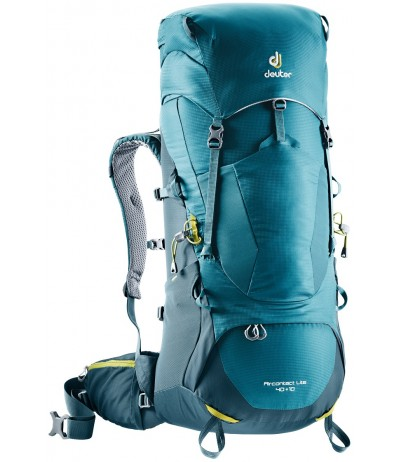 DEUTER ZAINO AIRCONTACT LITE 40+10 denim-artic