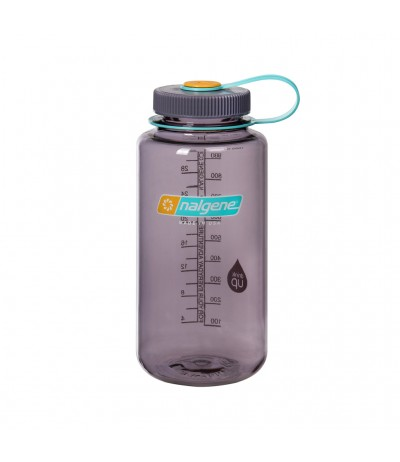 NIC IMPEX NALGENE 1 lt WIDE MOUTH BOTTLE 06 aubergine