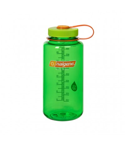 NIC IMPEX NALGENE 1 lt WIDE MOUTH BOTTLE 02 melon ball