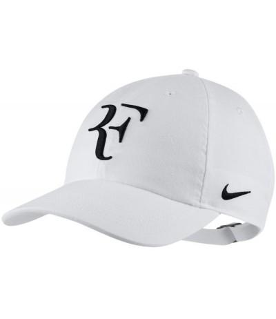 NIKE COURT RF AROBILL H86 CAP white/black