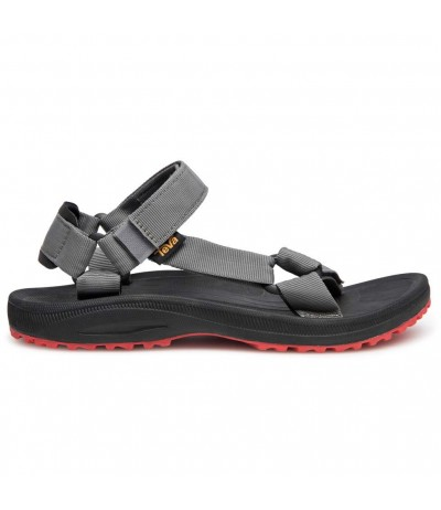 TEVA WINSTED SOLID black red