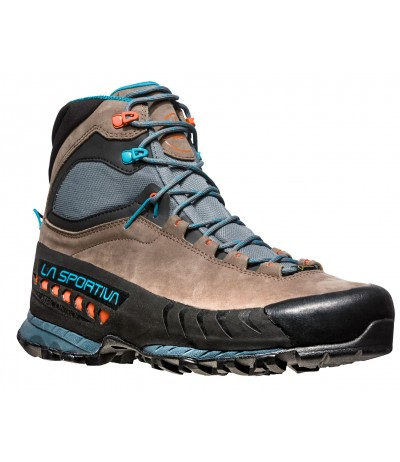 LA SPORTIVA TX5 GTX falcon brown/tropic blue