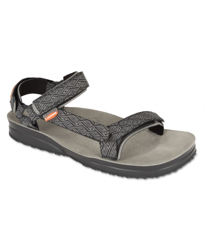 LIZARD SUPER HIKE etno black