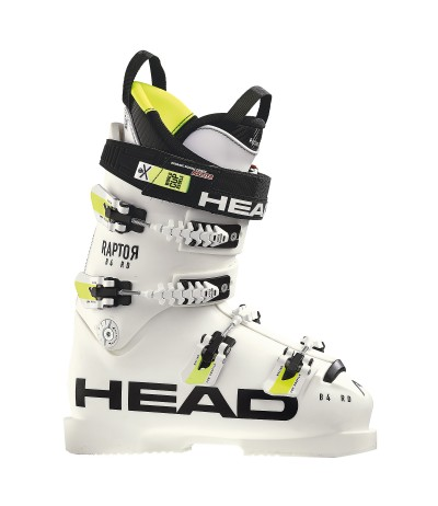 HEAD RAPTOR B4 RD white
