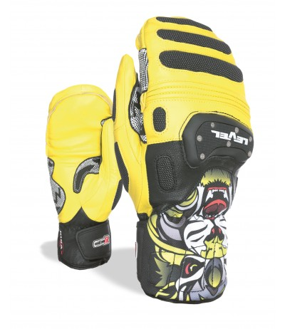 LEVEL GUANTO SQ CF MITT giallo