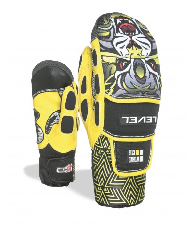 LEVEL GUANTO WORLDCUP JR CF MITT giallo