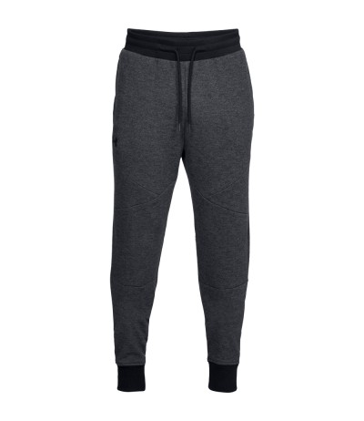 UNDER ARMOUR UNSTOPPABLE 2X KNIT JOGGER 0001 black