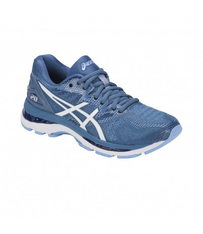 ASICS GEL NIMBUS 20 WOMEN 401 azure white