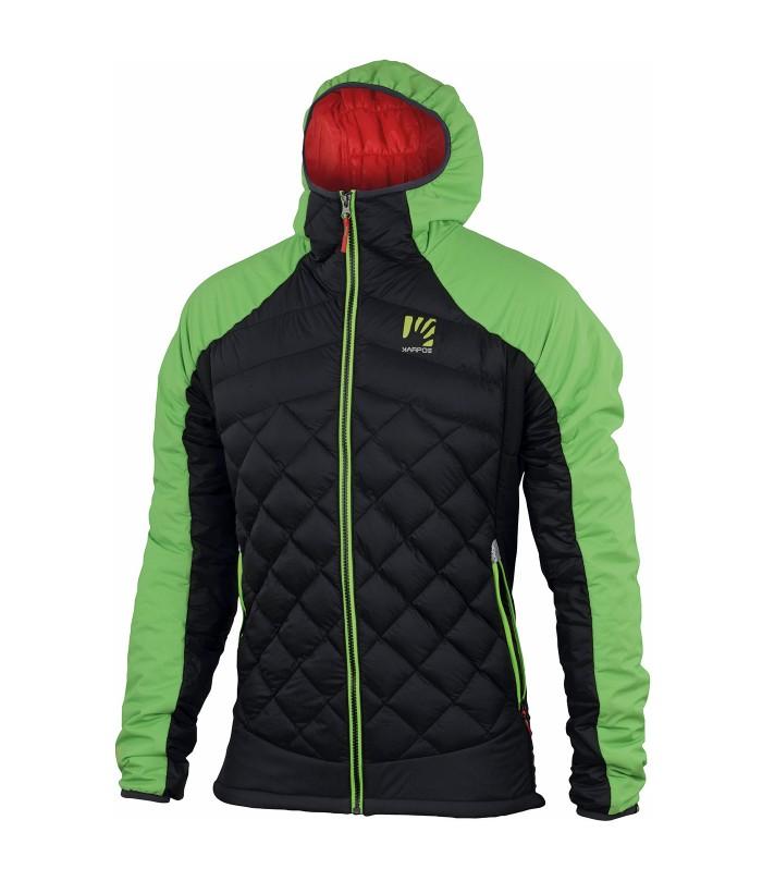 KARPOS LASTEI ACTIVE PLUS JKT uomo 114 apple green/black
