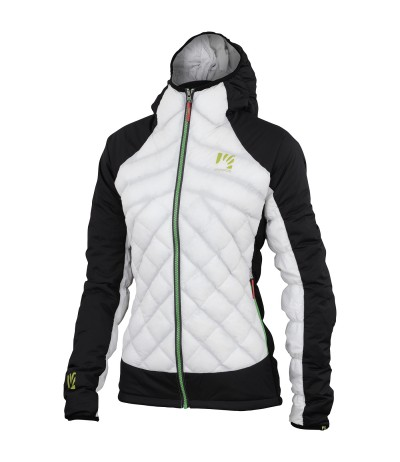 KARPOS LASTEI ACTIVE PLUS W JKT 101 white/black