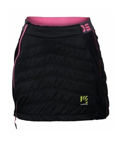 KARPOS ALAGNA PLUS W SKIRT 002 black/pink fluo