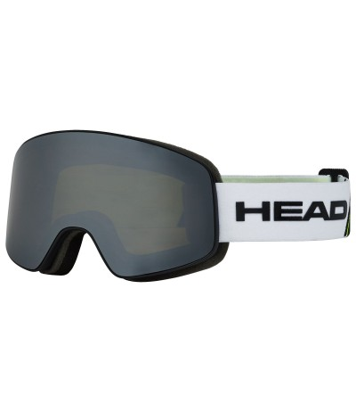 HEAD HORIZON RACE wht/lime + SPARELENS