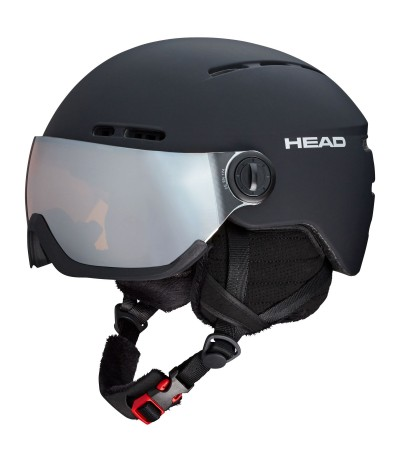 HEAD CASCO KNIGHT black