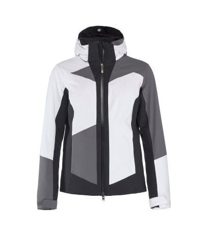 HEAD SIERRA JACKET WOMAN bianco/nero