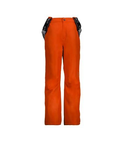 CMP KID SKI SALOPETT C720 arancio