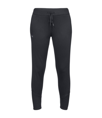 UNDER ARMOUR SYNTHETIC FLEECE PANT blk/blk