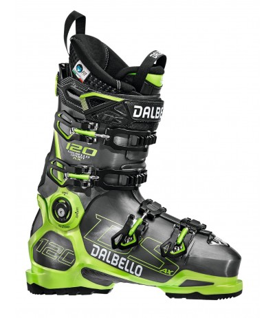 DALBELLO DS AX 120 MS anthrancite/green