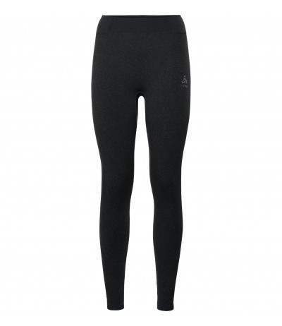 ODLO PERFORMANCE WARM SUW BOTTON PANT WOMAN blk/concrete grey nos