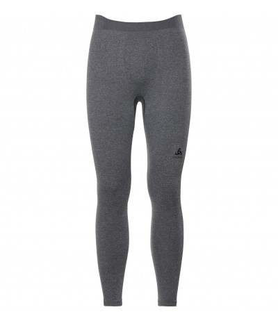 ODLO PERFORMANCE WARM SUW BOTTOM PANT MAN grey melange/black