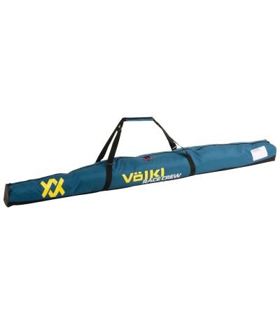 VOLKL RACE SINGLE SKI BAG 195 cm blue
