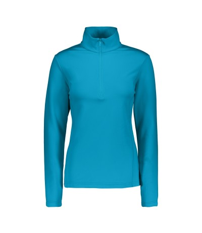 CMP WOMAN SWEAT M713 blue jewel