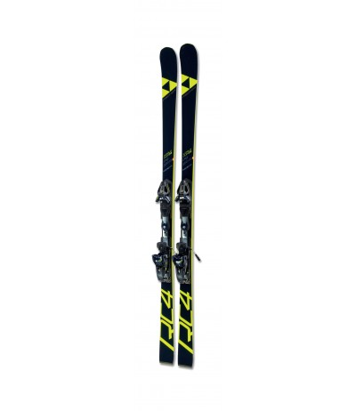 FISCHER RC4 WORLD CUP GS J CURV BOOST + RC4 Z17 FF