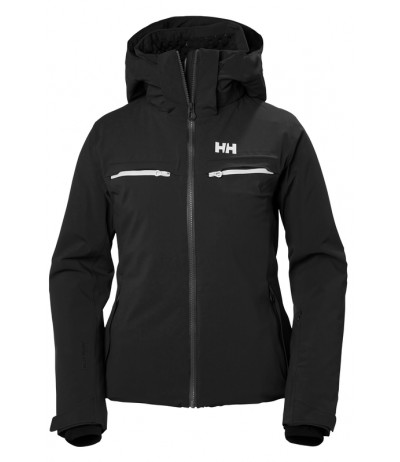 HELLY HANSEN WOMEN ALPHELIA JACKET 991 black