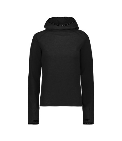 CMP WOMAN SWEAT U901 nero