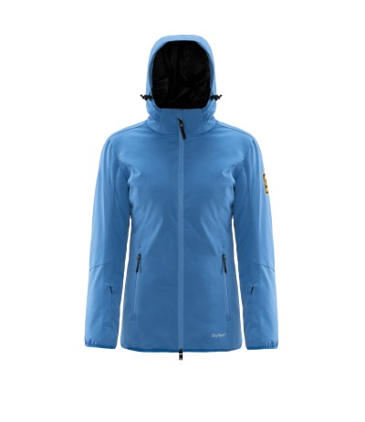 CIESSE WOMAN NEVADA SKI JACKET 344 blue yonder