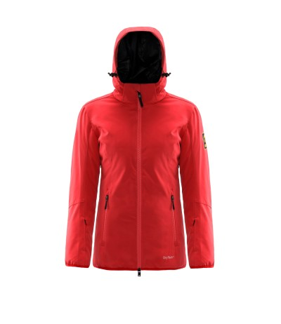CIESSE WOMAN NEVADA SKI JACKET 506 high risk red