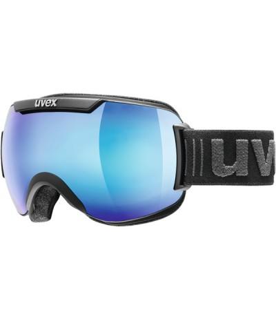 UVEX DOWNHILL 2000 FM 2426 black mat/blue S2