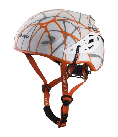CAMP CASCO SPEED COMP bianco 54/60
