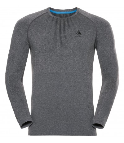 ODLO PERFORMANCE WARM SUV TOP CN LS grey melange/black